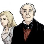 Abigail-e-Kazran-Doctor-Who-Paul-Hanley