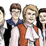 Thomas-Brewster-Grant Markham-Jason-e-Crystal-Doctor-Who-Paul-Hanley