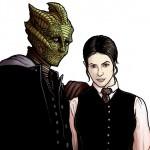 Vastra-e-Jenny-Doctor-Who-Paul-Hanley