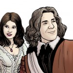Victoria-Waterfield-e-Richard-Mace-Doctor-Who-Paul-Hanley