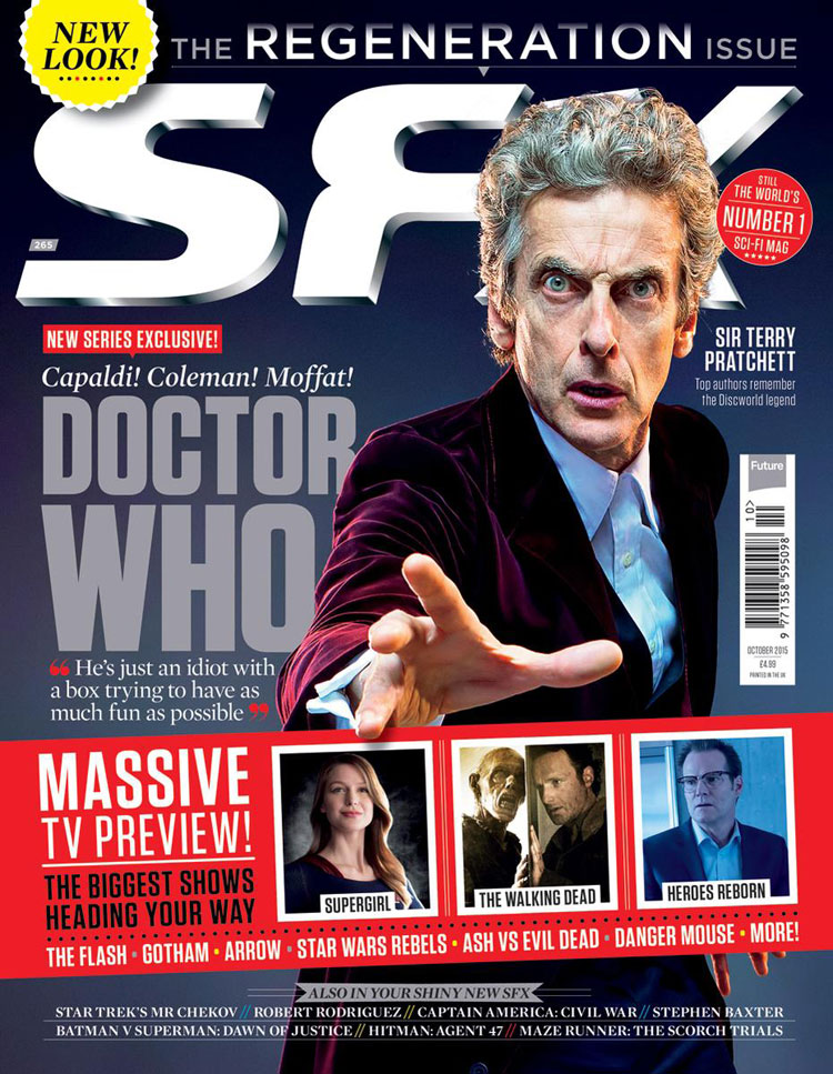 sfx-265 doctor who peter capaldi