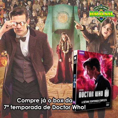 Doctor Who - Compre a sétima temporada