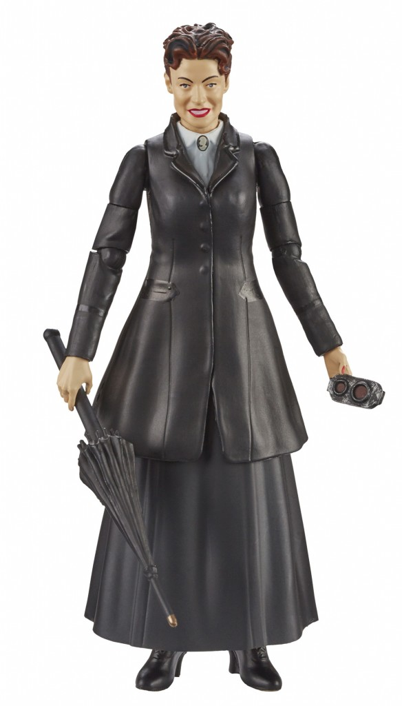 Action Figure Missy Doctor Who Roupa Preta