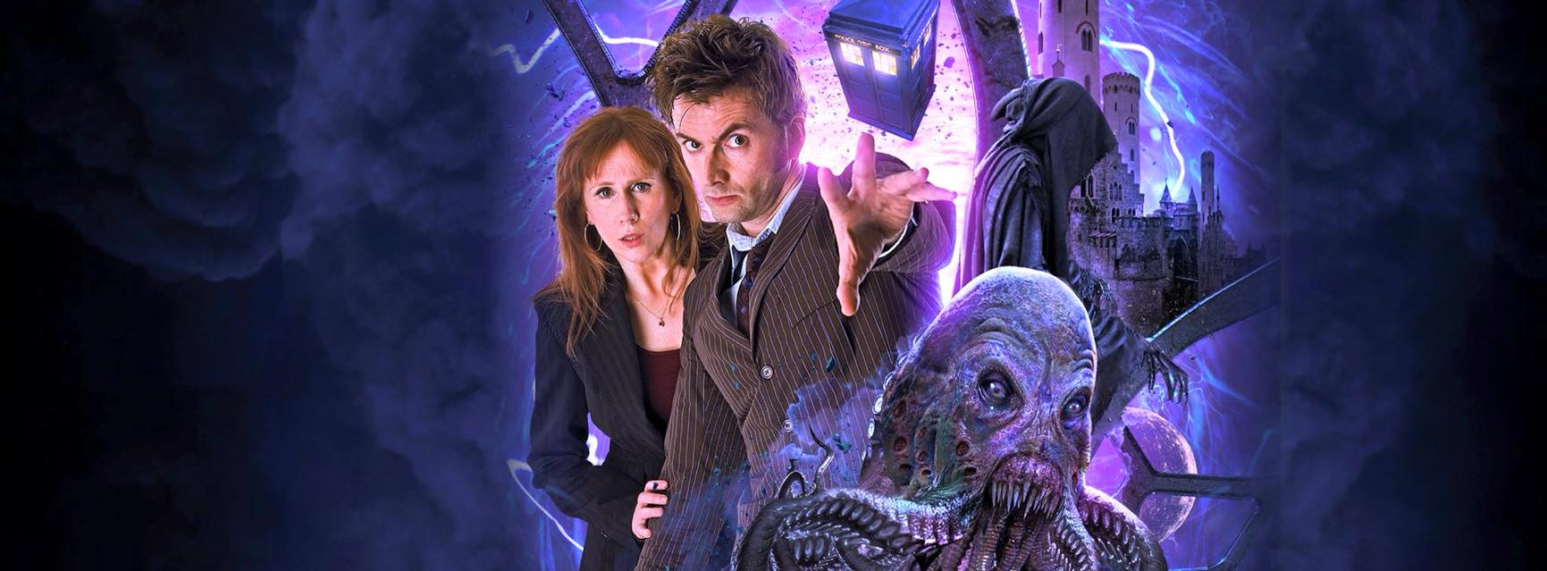David-Tennant-Catherine-Tate-Big-Finish-Doctor-Who-Brasil