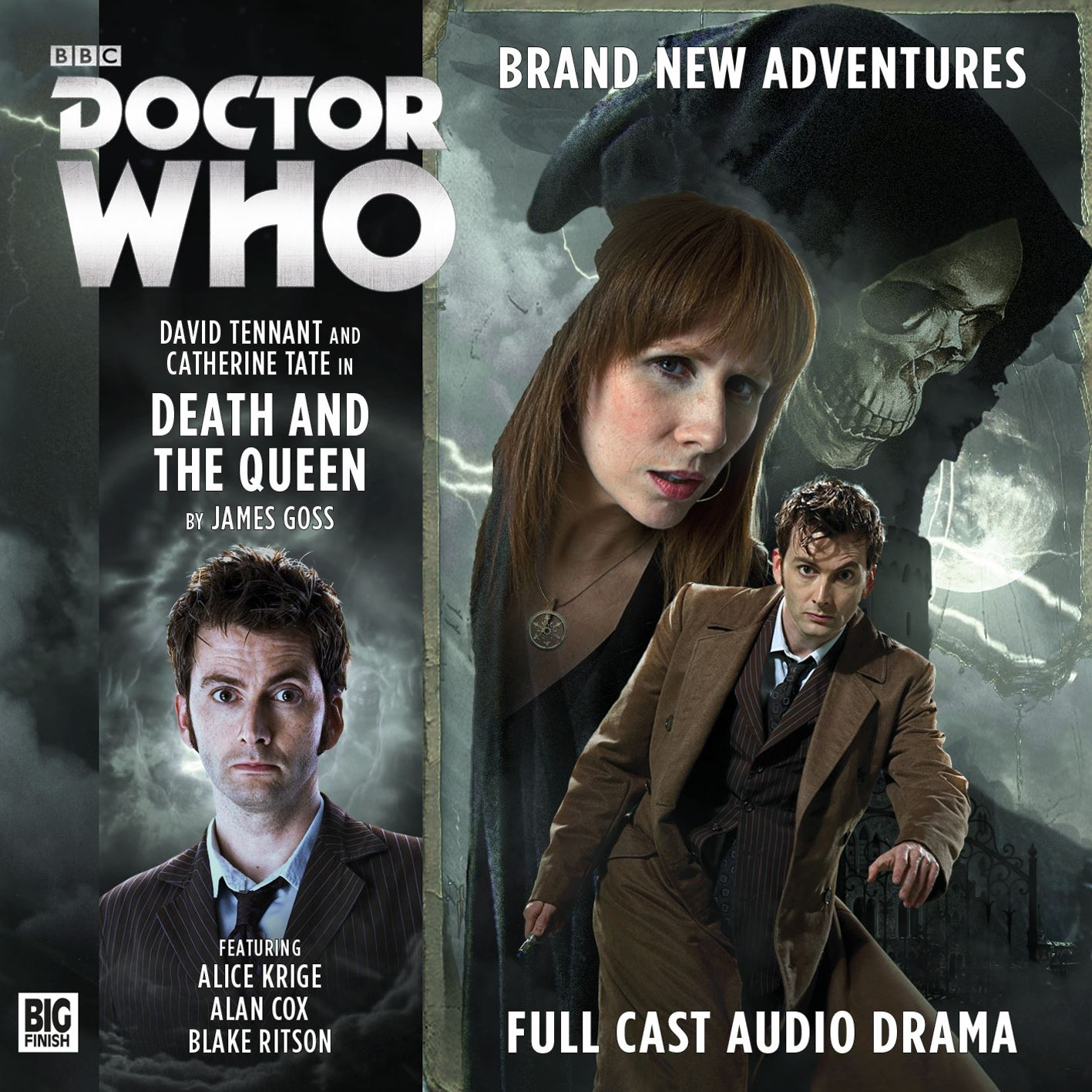 David-Tennant-Catherine-Tate-Death-and-the-Queen-Doctor-Who-Brasil