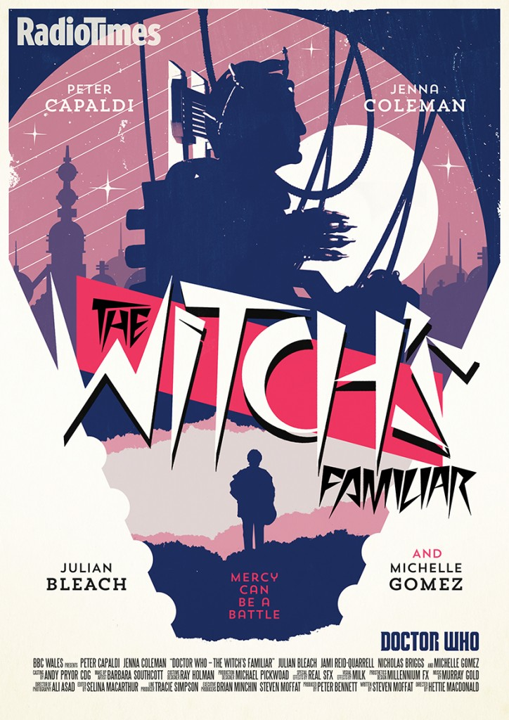 Doctor-Who-Radio-Times-Poster-Witchs-Familiar