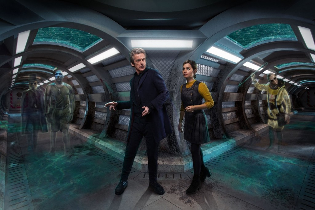 Doctor Who - Under The Lake - 01