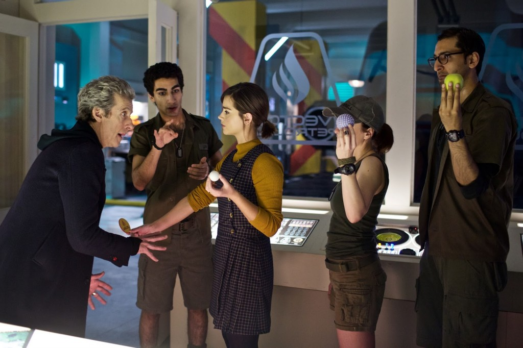 Doctor Who - Under The Lake - 04
