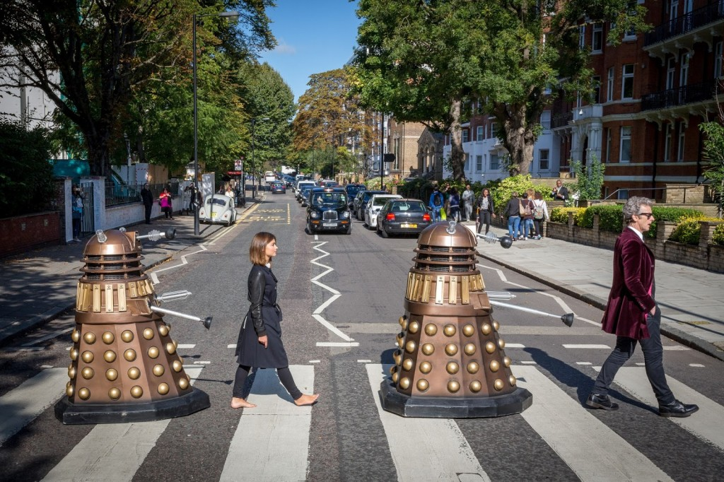 Doctor Who na Abbey Road