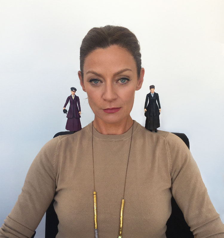 michelle gomez missy action figures doctor who