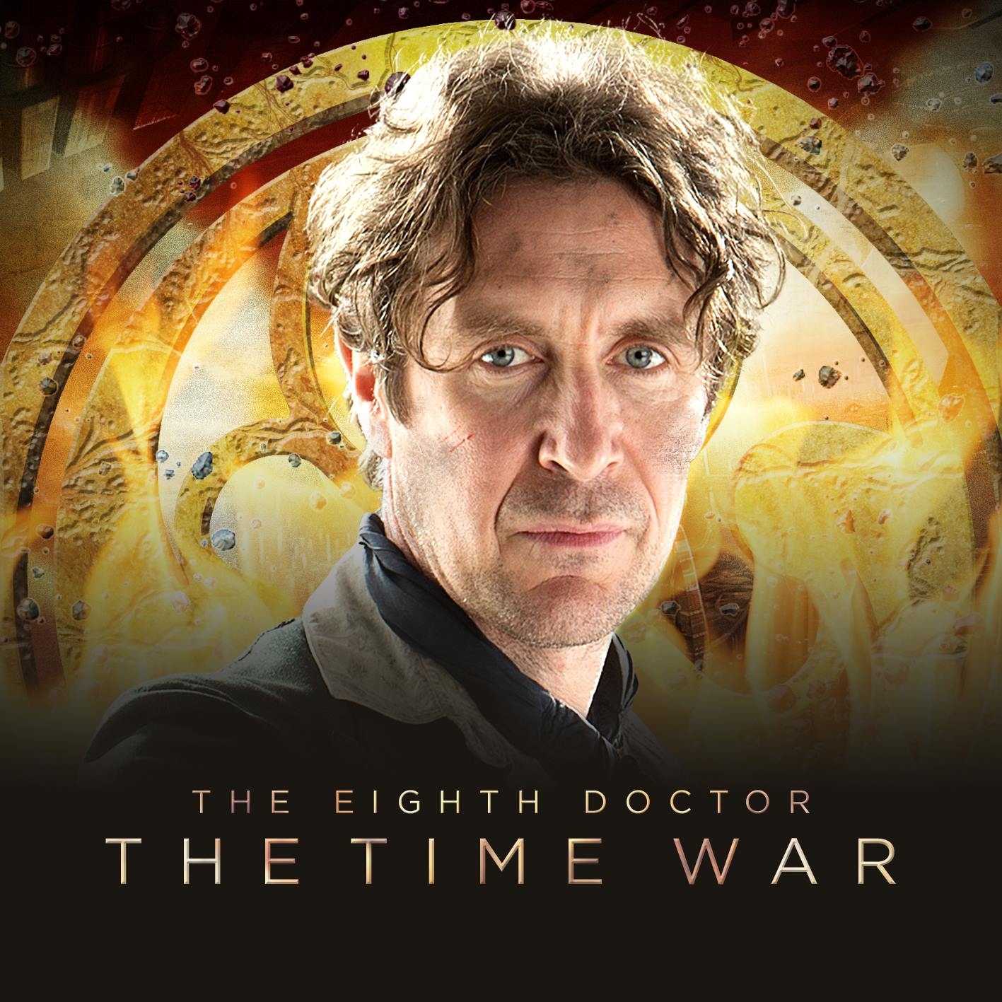 Big-Finish-The Eighth-Doctor-The-Time-War-Doctor-Who-Brasil