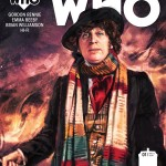 Capa-A-Titan-Comics-The Fourth-Doctor-Doctor-Who-Brasil-Alice-X-Zhang