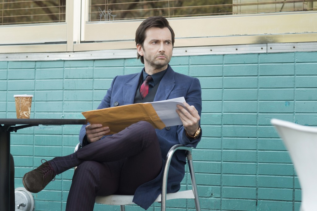 Doctor Who Brasil - David Tennant - Jessica Jones