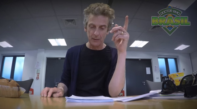 Doctor Who Extra: Heaven Sent