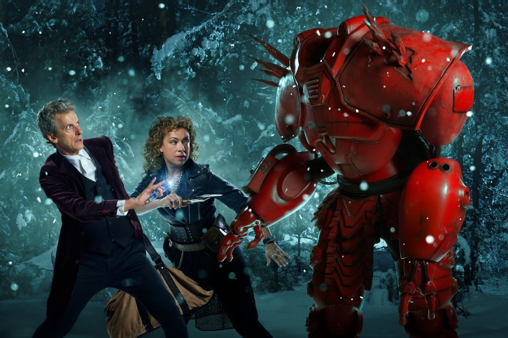 doctor who brasil the husbands of river song