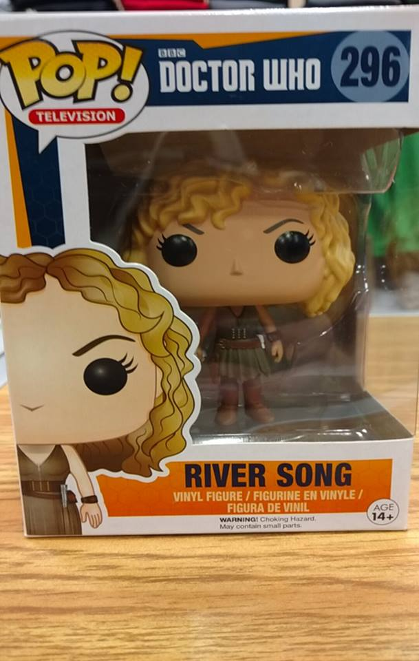 funko doctor who river song