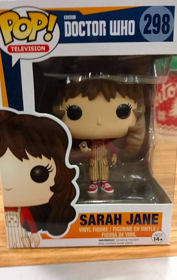 funko doctor who sarah jane