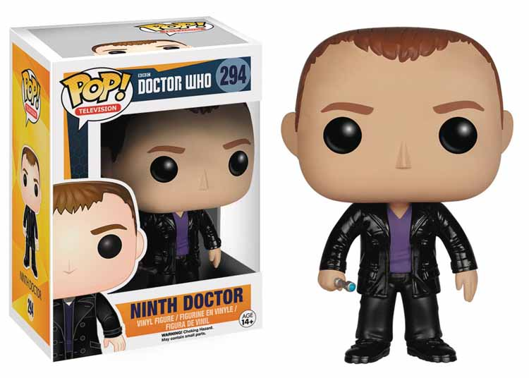 Funko Pop - Doctor Who Brasil - 9 Doutor