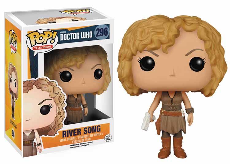 Funko Pop - Doctor Who Brasil - River Song