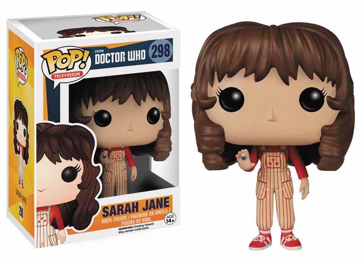 Funko Pop - Doctor Who Brasil - Sarah Jane Smith