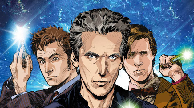 como-ler-doctor-who-titan-comics-dest