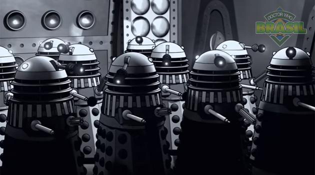 Arco perdido The Power Of The Daleks é relançado em animação