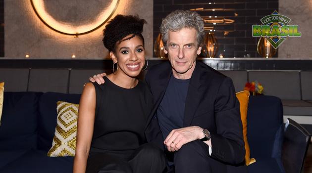 Doctor Who e Class: saiba tudo o que rolou na NYCC 2016