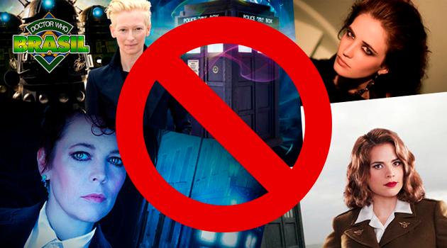 Suposta confirmação da BBC assegura fã de que próximo Doutor não será mulher