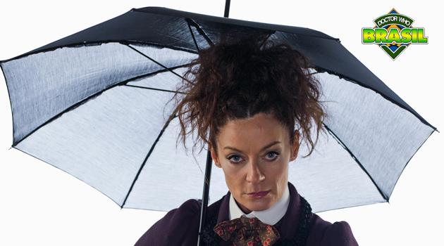 CONFIRMADO: Michelle Gomez deixará Doctor Who com Capaldi e Moffat