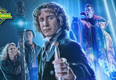 DWBRcast 70 – Nem 8 nem 80… Nosso Review de Doctor Who – O Filme