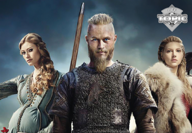OffTopicast 03 – Por Odin! Vamos falar sobre Vikings!