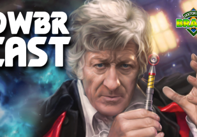 DWBRcast 73 – HAI! Nosso review de The Third Doctor, da Titan Comics!
