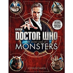 Livro - Doctor Who: The Secret Lives of Monsters - 9780062348869