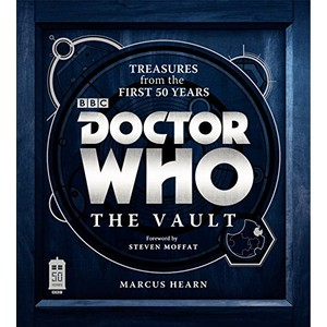 Livro - Doctor Who: The Vault: Treasures From The First 50 Years - 9780062280633