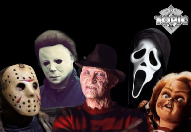 OffTopicast Especial de Halloween 02 – Slasher: desperte a Final Girl em você!