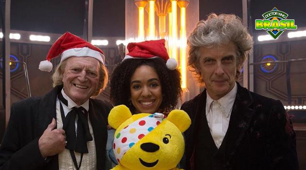 [Children in Need 2017] Confira as primeiras imagens de Doctor Who do evento!
