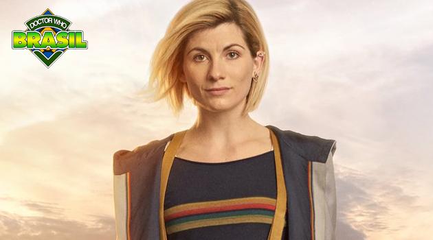 Figurino (e TARDIS) de Jodie Whittaker como 13ª Doutora Revelado!