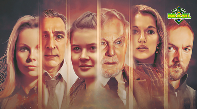 [Big Finish] Novas histórias da Guerra do Tempo em Gallifrey – Time War!
