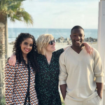 Mandip Gill Jodie Whittaker Tosin Cole SDCC Doctor Who Brasil