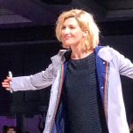 SDCC Doctor Who Brasil - Jodie Whittaker - Desfile Her Universe 02