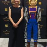 SDCC Doctor Who Brasil - Jodie Whittaker -Lego