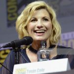 SDCC Doctor Who Brasil - Jodie Whittaker - Painel 01