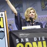 SDCC Doctor Who Brasil - Jodie Whittaker - Painel 03