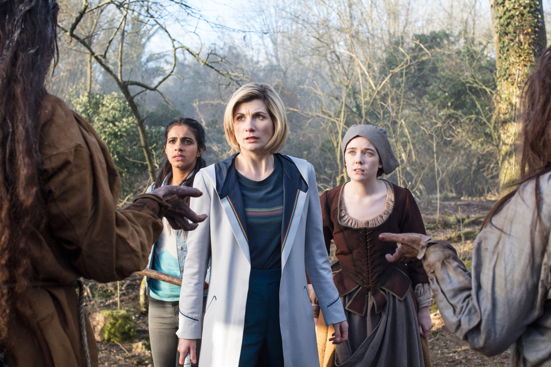 The Witchfinders: o que sabemos sobre o 8º episódio da 11ª temporada!  #DoctorWhoNoCrackle - Doctor Who Brasil